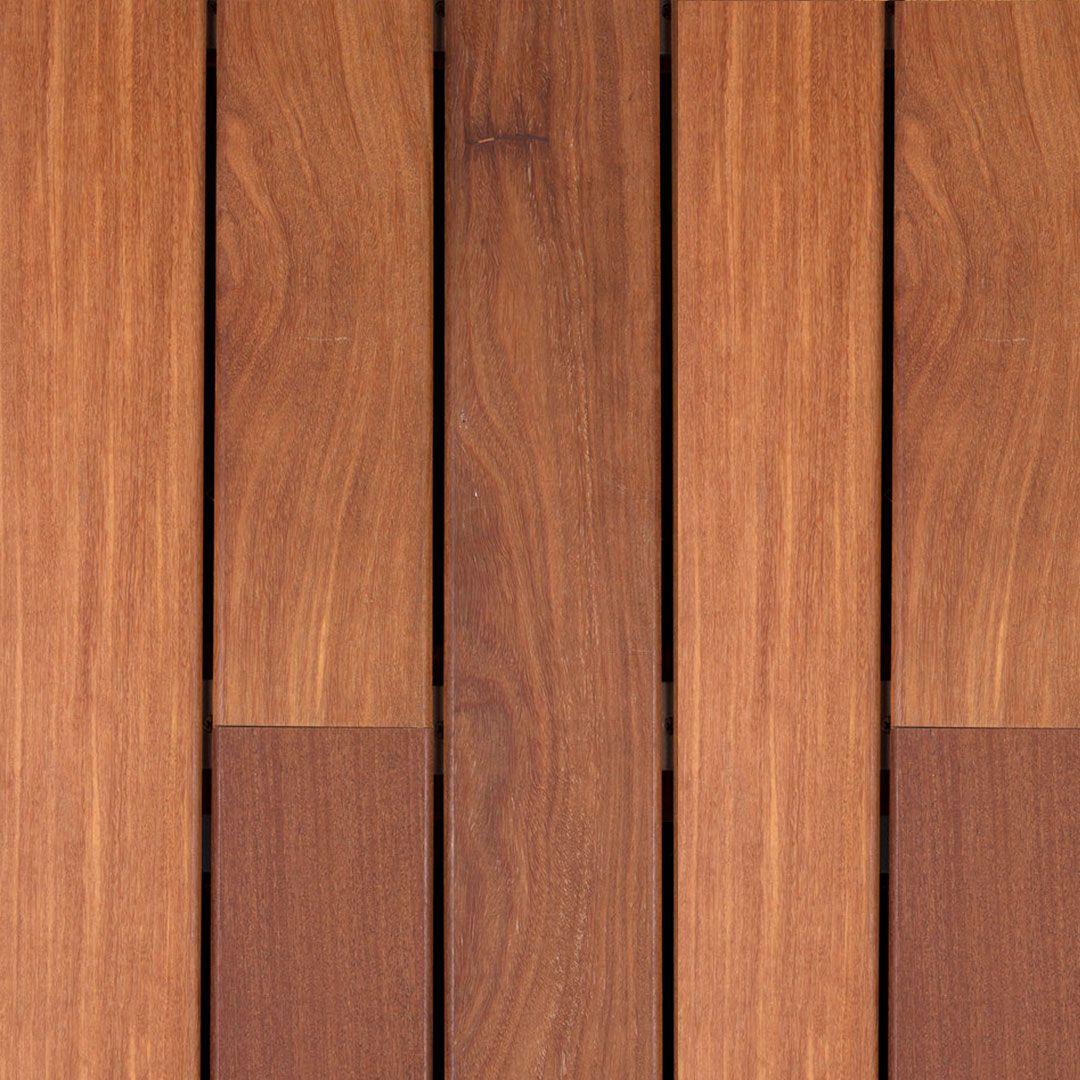 Tarima de madera Cumaru