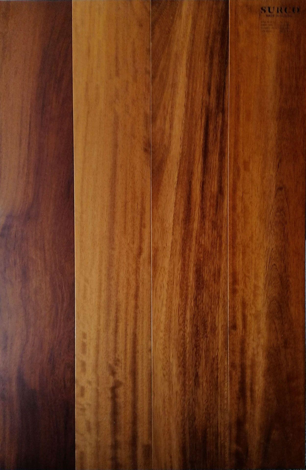 Tarima de madera Iroko Exterior