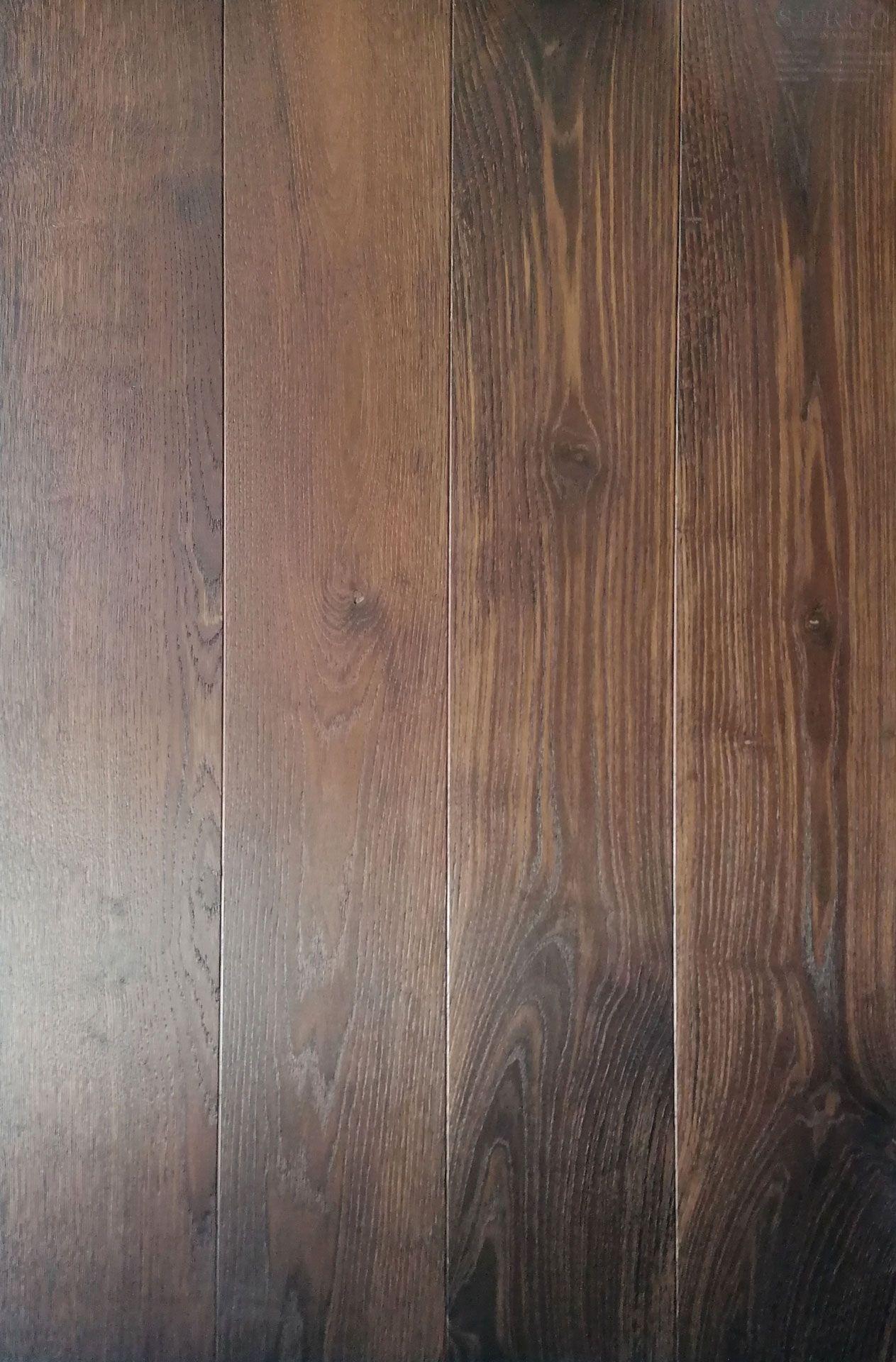 Suelo de madera de OAK