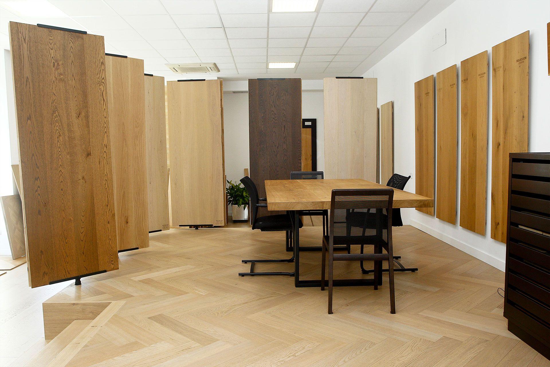 exposicion de madera surco en cantabria tpi