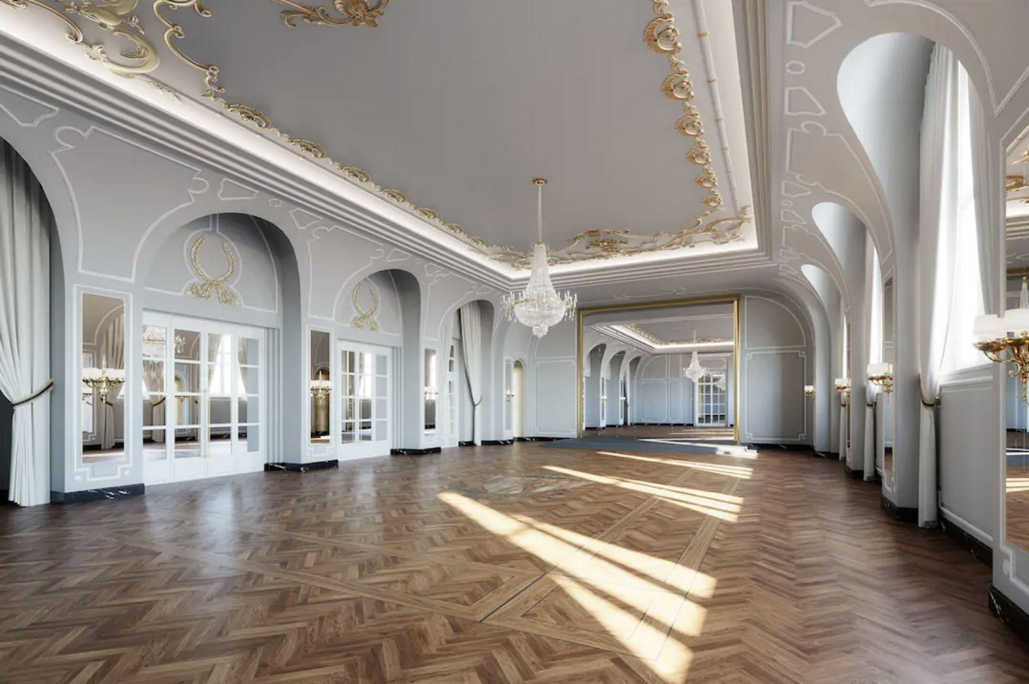 Gran salón del Mandarin Oriental Ritz Madrid