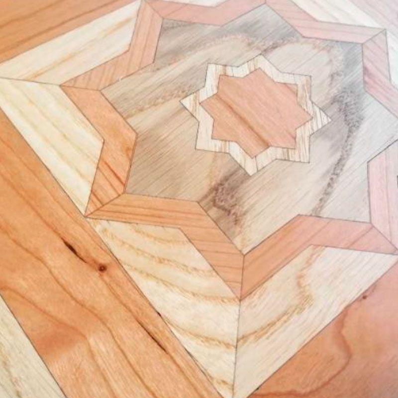 marqueteria para suelos de madera 6