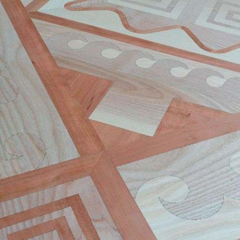 marqueteria para suelos de madera 14