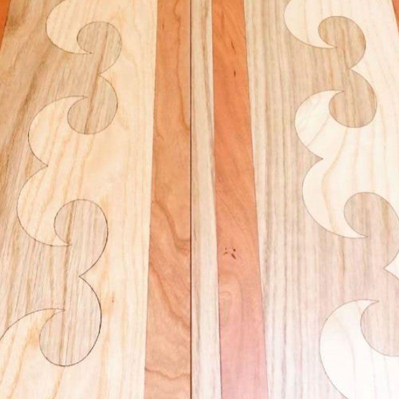 marqueteria para suelos de madera
